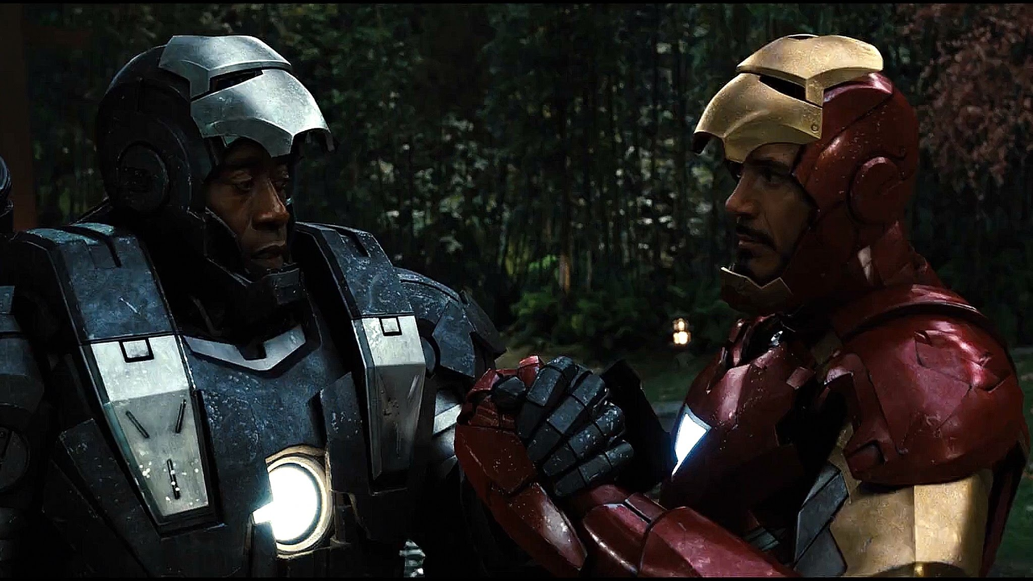Iron Man 2 2010 Movie Review Another Movie Blog